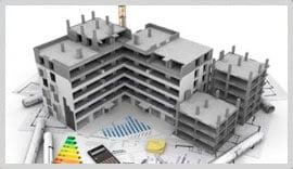Construcción de edificios Madrid
