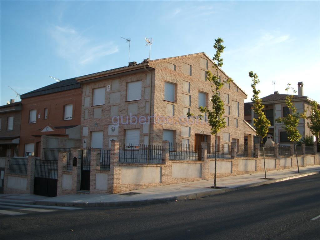 Construcci n de chalet en barrio de covadonga - Chalets en navalcarnero ...