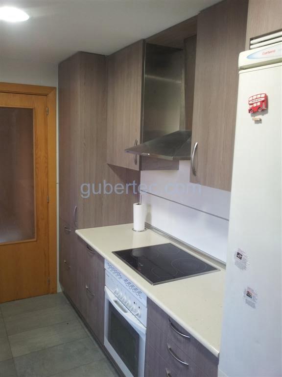 Reforma de cocina en c almazara en collado villalba - Reforma cocina madrid ...